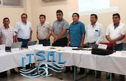 Cursos de actualización docente y profesional se imparten en el Instituto Tecnológico de Salina Cruz