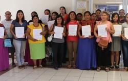Imparte el ITSAL curso de formación y capacitación a mujeres detallistas