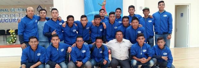 Obtiene selección de fútbol del ITSAL Segundo Lugar en el evento prenacional deportivo del TECNM