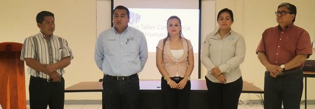 DOCENTES DEL ITSAL RECIBEN CURSO DE ACTUALIZACIÓN PROFESIONAL