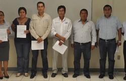 Nuevos funcionarios docentes en el Instituto Tecnológico de Salina Cruz