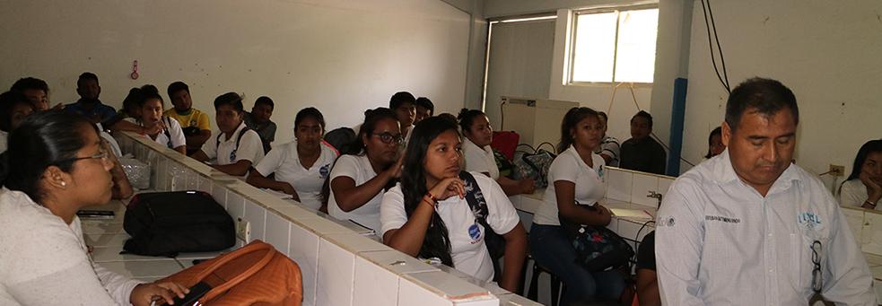 VISITA EL CETMAR No. 05 PLANTEL HUATULCO LAS INSTALACIONES DEL TECNM CAMPUS SALINA CRUZ