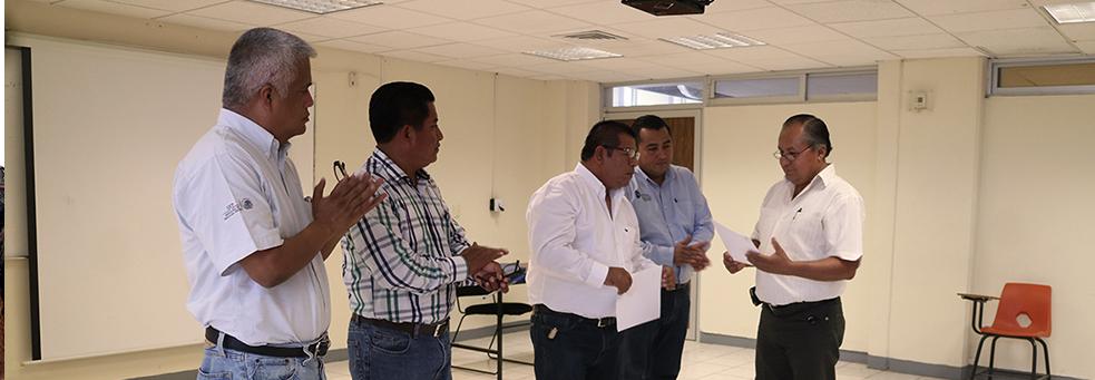 NUEVO FUNCIONARIO DOCENTE EN EL TecNM CAMPUS SALINA CRUZ