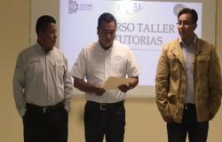 SE IMPARTE CURSO DE FORMACIÓN DOCENTE A CATEDRÁTICOS DEL TecNM CAMPUS SALINA CRUZ